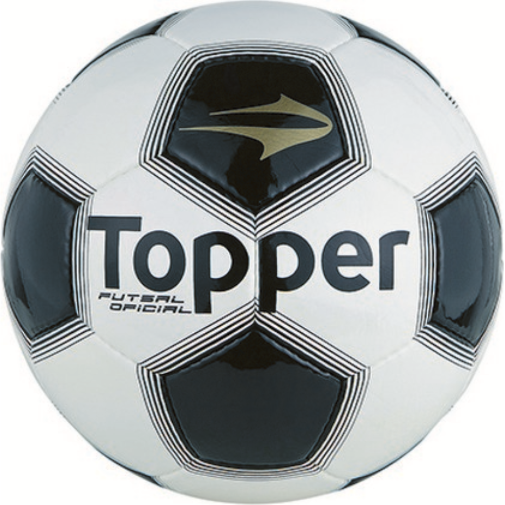 b42be4910797d Bola de Futsal Topper Extreme III - 4129060 - Playgol.com.br