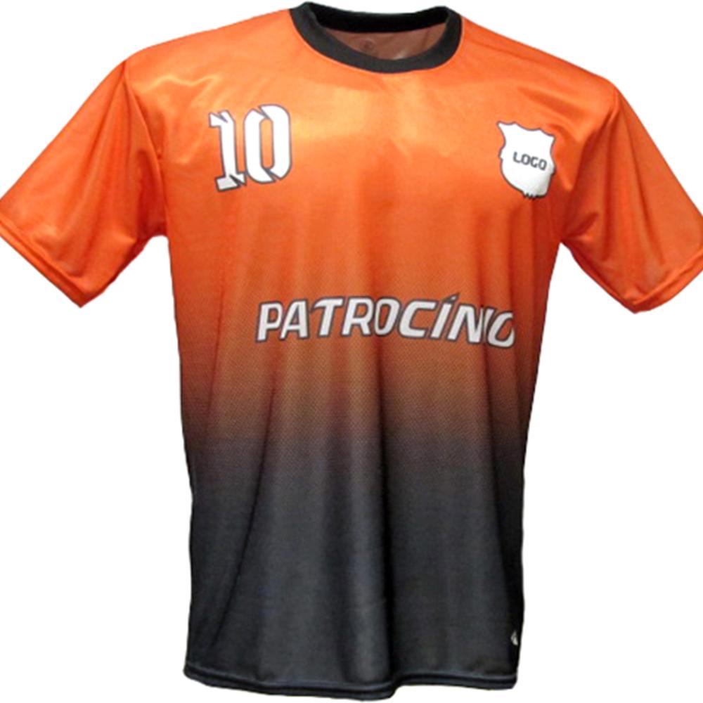 Fardamento Personalizado com 20 camisas - gola careca - Playgol.com.br 7481edc383353
