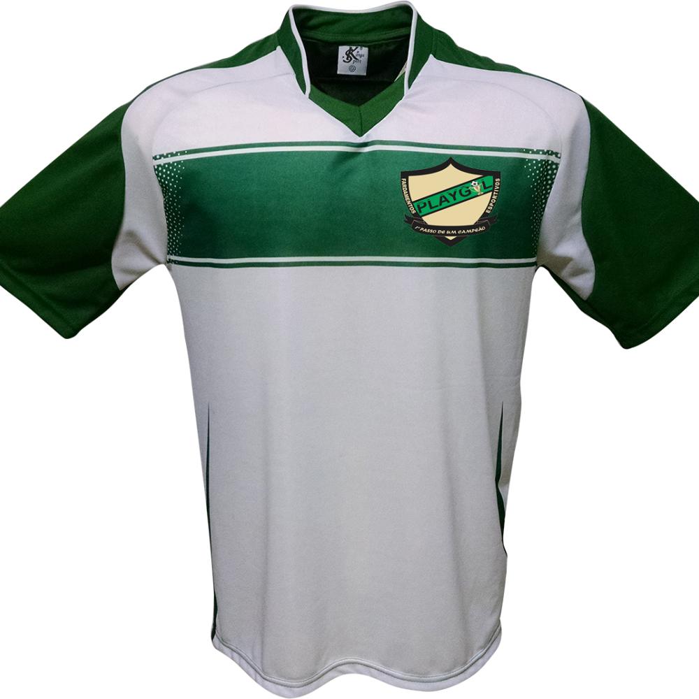 Uniforme Personalizado com 18 Camisas + 18 Calções + 2 cam goleiro ... 9adae372797be