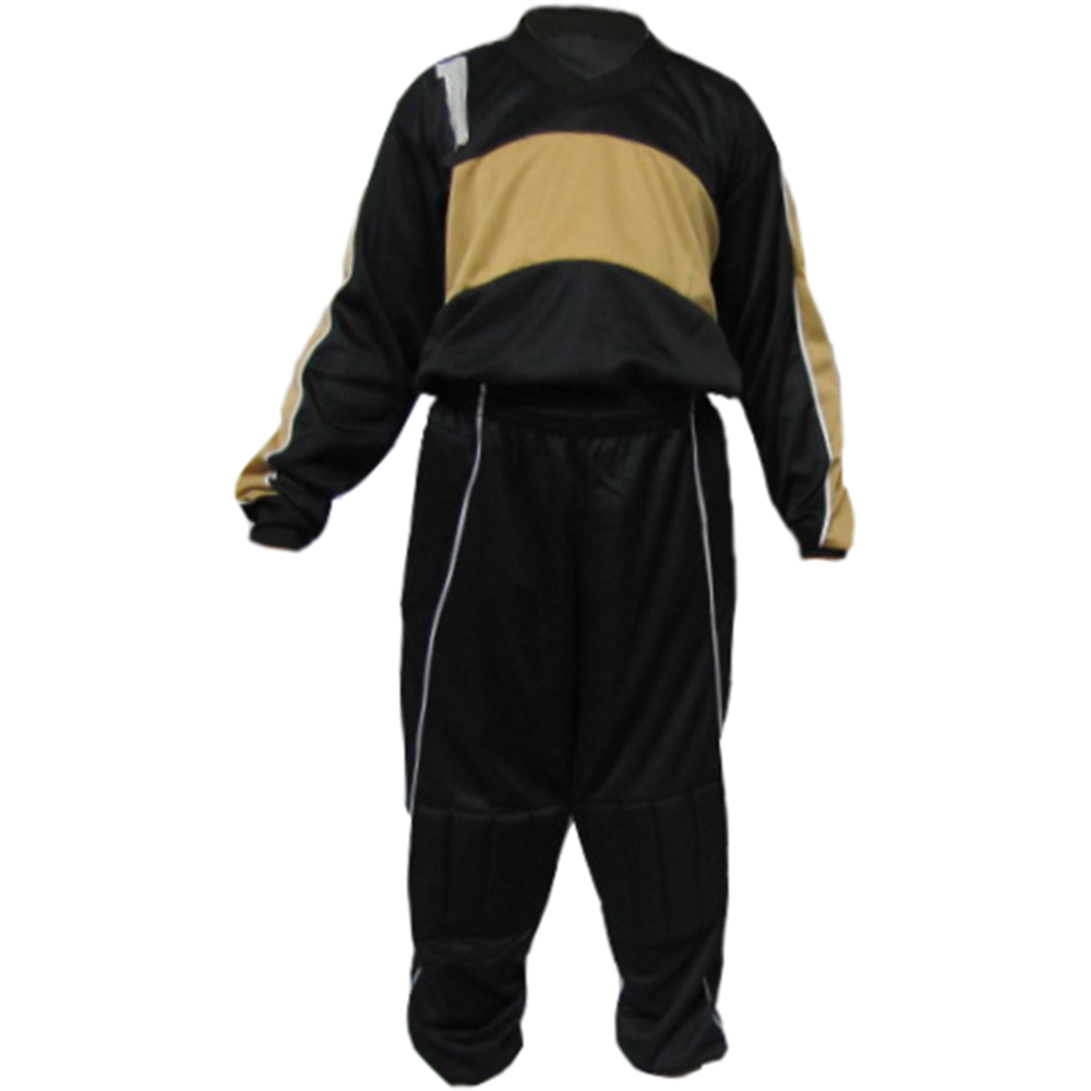 dcc277f452 Camisa de Goleiro Infantil com calça e meião Tam M (camisa + calça + ...