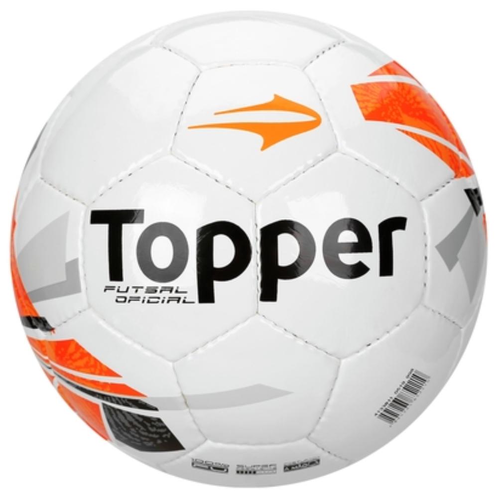 3b9782c500a87 Bola Topper Strike VII Futsal - Playgol.com.br