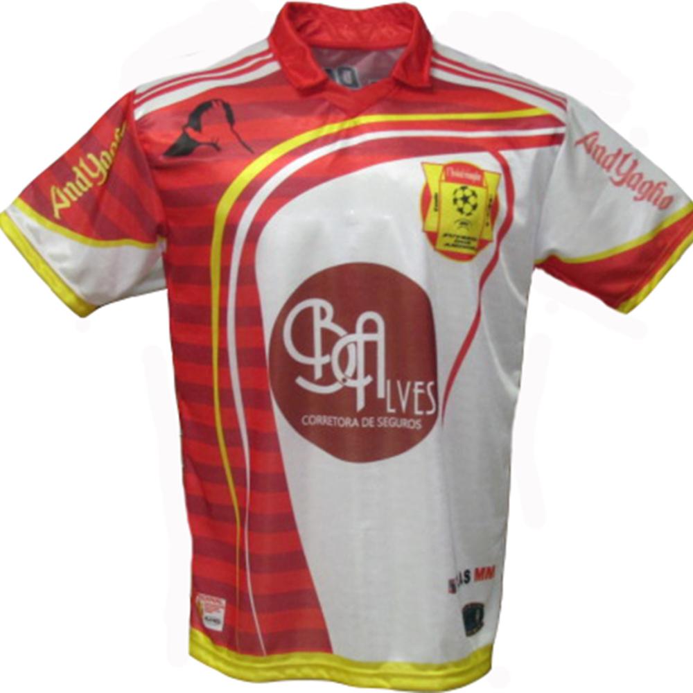 Camisa Passeio 100% Personalizada - Playgol.com.br e2f3d5063ca8a