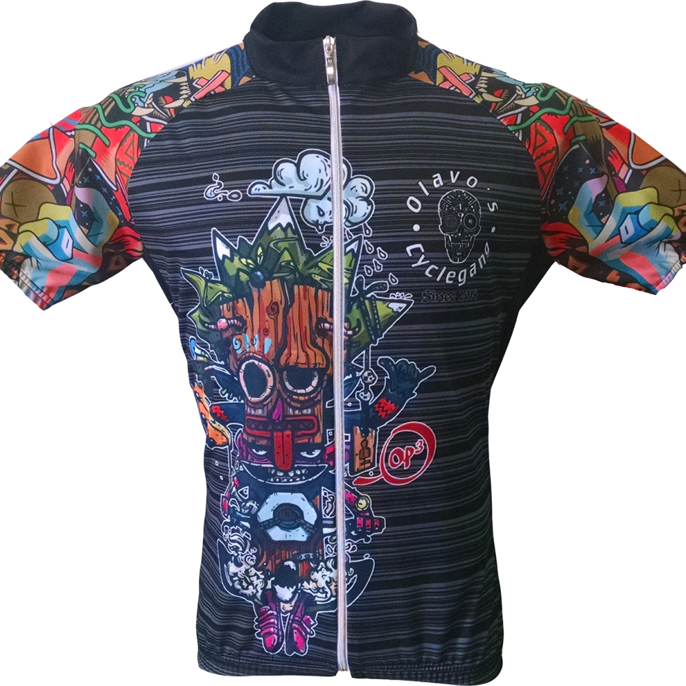 Camisa para Ciclismo Personalizada - Playgol.com.br 2abb74de247a1