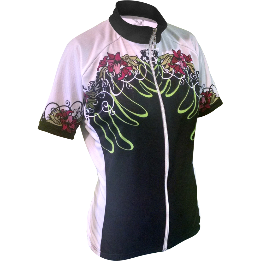 04329e44397c8 Camisa Ciclismo Feminino Caribe M2
