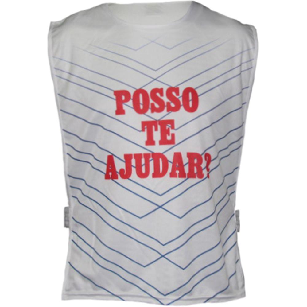 118b531799 Jogo de Colete Sublimação Total com 16 peças - Playgol.com.br