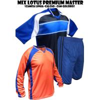 Uniforme Esportivo Lotus Premium Master 1 Camisa de Goleiro + 10 Camis... - Kanga  Sport 3b5d0ed53863c