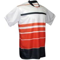 ef3185f849559 Jogo de Camisa Oregon com 10 peças - Branco x Laranja x Preto - G