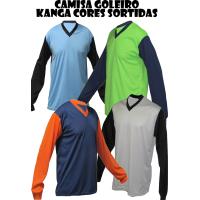 16efea391e Camisa de Goleiro Kanga - Tamanho GG -nº 1