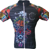Camisa para Ciclismo Personalizada - Camisa para Ciclismo personalizad... -  Playgol 04af033f560fc