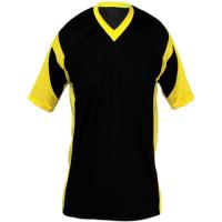 Jogo de Camisas Attack 10 peças e 1 Camisa de Goleiro - Preto x Amarel... -  Kanga Sport a710924cb4d79