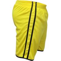 Calção Esportivo Lotus - Amarelo x Preto - GG 481329301a3f4