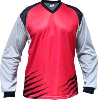 74fcfb6c1a Camisa de Goleiro Parma - Cinza x Preto x Branco x Vermelho - G -nº