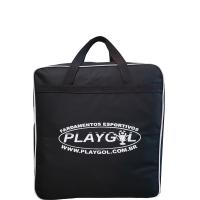 19d512660a1d1 Bolsa para Fardamento Média Preta - Playgol - Bolsa para Fardamento Grande-  Playgol